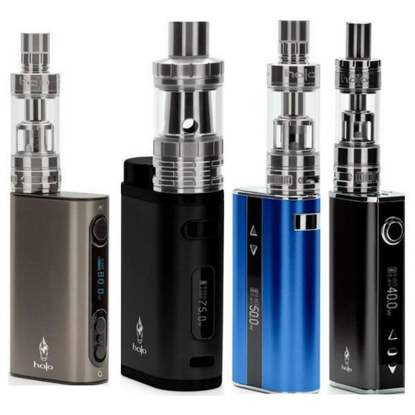 our e cigarette starter kits