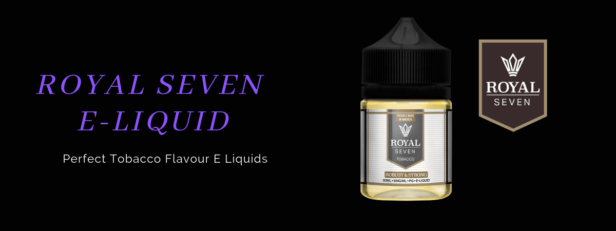 ROYAL SEVEN E-LIQUID