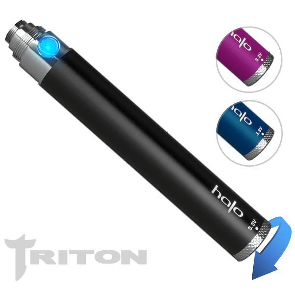 Triton Variable Voltage Twist Battery