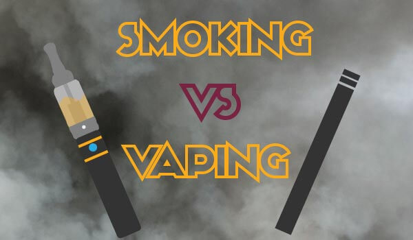Unknown Facts about vaping and smoking